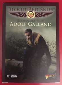 Blood Red Skies: German Ace Pilot – Adolf Galland