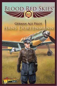 Blood Red Skies: German Ace Pilot – Hans Dortenmann