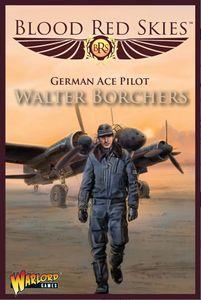 Blood Red Skies: German Ace Pilot – Walter Borchers