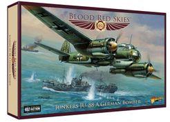 Blood Red Skies: German – Junkers JU-88 A Bomber