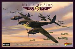 Blood Red Skies: German – Messerschmitt Me 410 Squadron