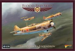 Blood Red Skies: Lavochkin La-5 Squadron