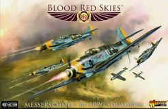 Blood Red Skies: Messerschmitt Bf 109G Squadron