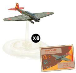 Blood Red Skies: Nakajima B5N 'Kate' Squadron