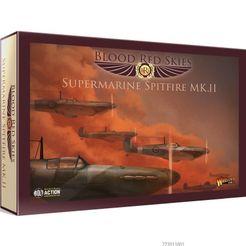 Blood Red Skies: Supermarine Spitfire MK.II Squadron
