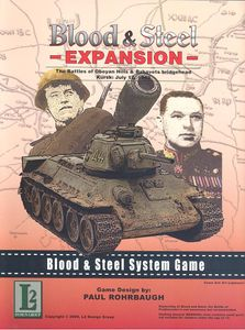 Blood & Steel: Expansion