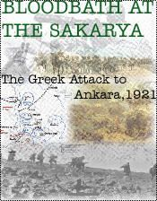 Bloodbath at the Sakarya, August, 1921