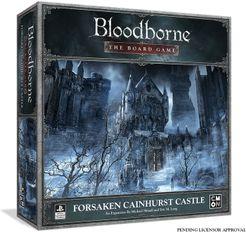 Bloodborne: The Board Game – Forsaken Cainhurst Castle