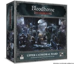Bloodborne: The Board Game – Upper Cathedral Ward