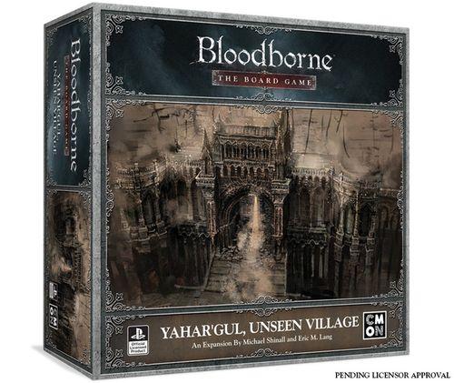 Bloodborne: The Board Game – Yahar'gul, Unseen Village
