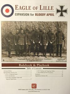 Bloody April, 1917: Air War Over Arras, France – Eagle of Lille