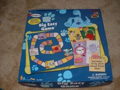 Blue's Clues Big Easy Game
