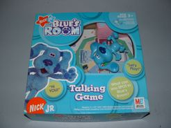 Blue's Room Talking Game