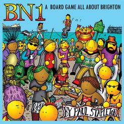 BN1: A Board Game All About Brighton