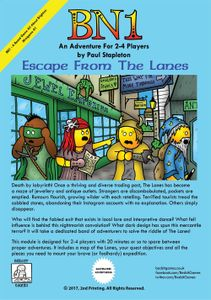 BN1: Escape From The Lanes