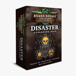 Board Royale: The Island – Disasters Expansion Pack