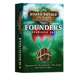 Board Royale: The Island – Founder's Expansion
