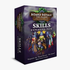 Board Royale: The Island – Skills Expansion Pack