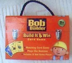 Bob the Builder: Build It & Win Card Game