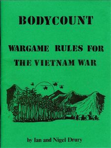 Bodycount: Wargames Rules for the Vietnam War