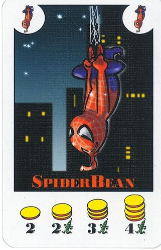Bohnanza: Spiderbeans