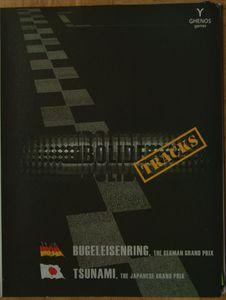 Bolide Tracks #2: Bugeleisenring, German GP, and Tsunami, Japanese GP