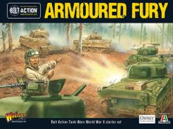 Bolt Action: Armoured Fury