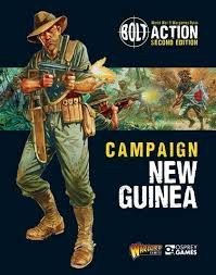 Bolt Action: Campaign – New Guinea