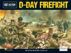 Bolt Action: D-Day Firefight