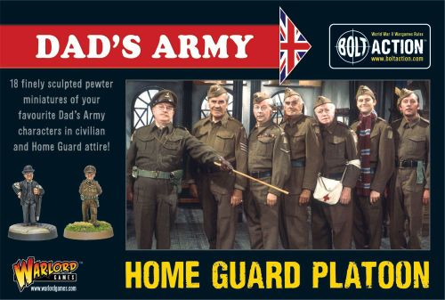 Bolt Action: Dad's Army