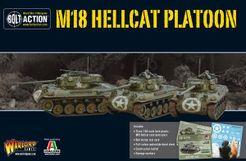 Bolt Action: M18 Hellcat Platoon