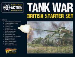 Bolt Action: Tank War – British Starter Set