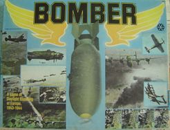 Bomber: A Game of Daylight Bombing of Europe