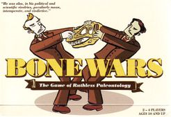 Bone Wars: The Game of Ruthless Paleontology