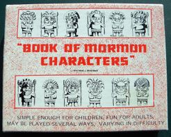Book of Mormon Characters