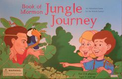Book of Mormon Jungle Journey