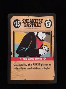 Boomtown Bandits: Sneakiest Bastard Promo Card