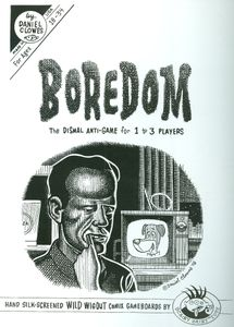 Boredom: The Dismal Anti-Game for 1 to 3 Players