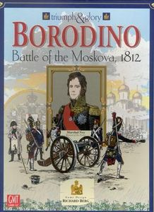 Borodino: Battle of the Moskova, 1812