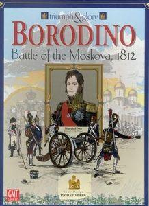 Borodino: Battle of the Moskova, 1812