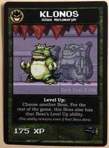 Boss Monster: Klonos Promo Card
