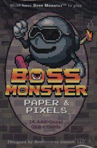 Boss Monster: Paper & Pixels