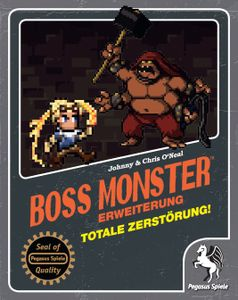 Boss Monster: Totale Zerstörung!