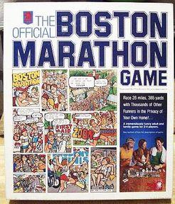 Boston Marathon Game