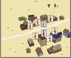 Bounty Hunter: A Game of Adventure in the Old West.