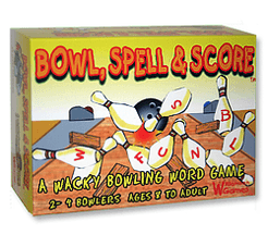 Bowl, Spell and Score