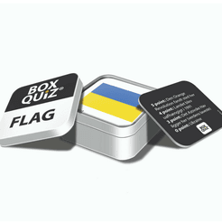 Box Quiz: Flag