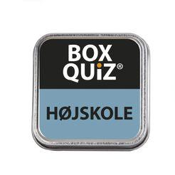 Box Quiz: Højskole