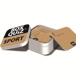 Box Quiz: Sport