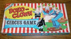 Bozo the Clown Circus Game